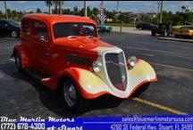 Antique & Vintage Cars / by Joan Cook