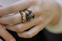 RINGS / #jewellery #ring #woman #women #fashion #yüzük
