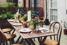 FINE DINING / #dine #diningroom #decoration #home #homedecoration #yemekodası #mimari #içmimari #tasarım Kitchen must haves and kitchen boards too