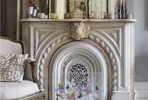 FIREPLACE / #fireplace #şömine #homedecoration #home #decoration #ev #evdekorasyonu #mimari #içmimari #tasarım
