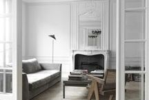 London house concept / by Chantal-Patrice Spanicciati