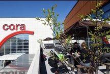 Shopping cora Rocourt / Cora Rocourt c'est 1 hyper de plus de 100 000 références, 70 boutiques en galerie, 30 magasins spécialisés aux abords du parking, 9 restaurants, des animations quotidiennes, le carburant le moins cher de la région, 2500 places de parking gratuites ! Venez passer un agréable moment en famille ou entre amis ! #corarocourt #Liège #Hypermarché #galerie #centrecommercial #magasin #restaurant #vêtements #détente #famille #amis