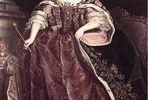 Mária Terézia / portréty cisárovnej....aj keď cisárovnou nikdy nebola oficiálne menovaná