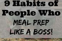 Meal Prepping/Meal Planning / Meal planning/meal prepping can save you a lot of time, money, and stress. This board has budget friendly, easy recipes and guides to help make meal planning simple.