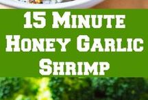 30 Minute Meals| Easy and budget friendly / Meals that take only 30 minutes or less to prepare. These recipes are tasty and good for your wallet!