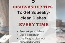 Cleaning Tips and Tricks / Let's face it: cleaning isn't the most glamorous chore in the world, but it is necessary. Here you can find tips and tricks on how to clean your living space more efficiently.