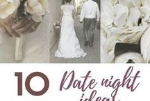 Date Night Ideas / On this board you can find lots of great date night ideas! You can find ideas for free dates, DIY dates, budget dates, at-home dates, group date ideas, and more!