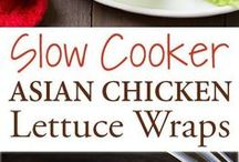 Slow Cooker Meals l Crockpot Recipes / Do you have a busy schedule? Slow cookers (crock pots) are great because with a few minutes of prep, they do most of the hard work for you!