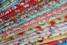 Fabric love / by Katie