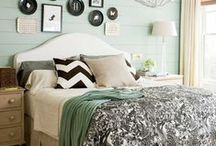 For the Home - Bedroom / Beautiful bedroom ideas.