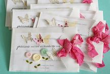 Craft Inspiration / Inspirational craft projects. Some of my favourite handmade cards, scrapbook pages and other crafty projects.