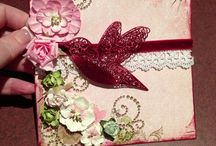 crafty cards / by Wendy Allan