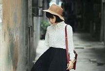 Fashion & Style / Things I'd love to wear and styles I like <3