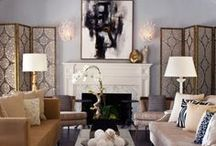 Living Room / by Joslyn D Stella & Dot Independent Stylist