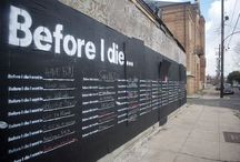 before i die  / by cara scammon