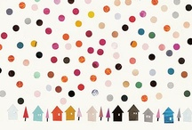 Print & Pattern / Graphic prints and cute, quirky patterns. These are a few of my favourite things...