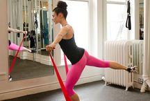 getting back in shape / by Whitney Jones