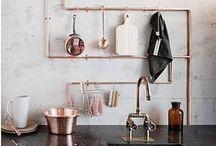 Interior - Kitchens