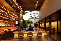 Bars , Cafes and Restaurants  -  Bares, Cafés e Restaurantes / #bares #cafés #restaurantes