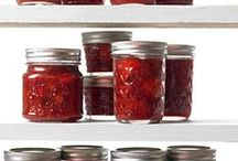 CANNED GOODS,PICKLES ,SALSA & JAM / by Mary Divin