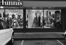 HUNNI'S // The Shop / Our stomping grounds