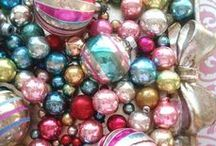 Pink & Aqua Christmas / *The magic of Christmas is not in the presents, but in HIS presence* / by Patricia Standridge-Main