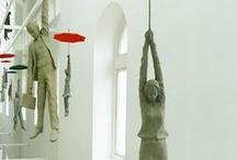 Art: Sculpture / by Maxwell A. Davis