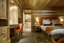 The cosy atmosphere of wood / by Stefania Betti