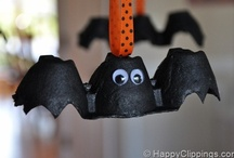 Fall & Halloween - Decor & Food / by Chantal Meggison