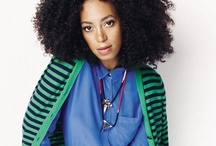 Fly girl: Solange Knowles