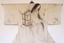 Japan, Kimono, Art, Fashion
