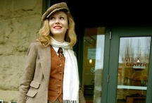 Tweed Ride Ideas / by Melody Stone