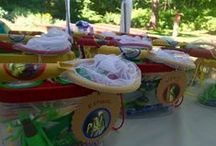 CELEBRATIONS/Children's Birthday Party Theme Ideas / Children's birthday party theme ideas.  Celebrations for kids.
