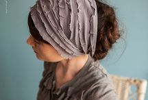 Contemporary Coverings / 1 Corinthians 11:2-16 details an appeal for head coverings on women, referring to culture-transcending truths.   I believe, as led by the Holy Spirit, that this passage calls for head covering, and I feel free in Christ to joyfully do so.   I see coverings as a secondary issue, not an area of division. We are first and foremost bound together in God's family by the gospel, and that is major cause for unity (not uniformity) and joy! :)  Colossians 3:17 <3