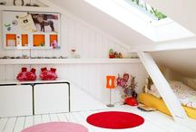 Home... Attic Renovation / Beautiful attic architecture; loft design, interior design and creative renovations