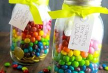 """""""Gifts"""" in a Jar / gifts and other nice things in jars / by Ann Guinn"""