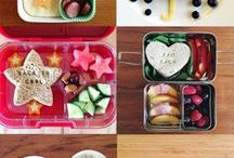 Food... Bento boxes / Stunning ideas and inspiration for bento boxes. Perfect for kids lunches, picnics and school lunch box.