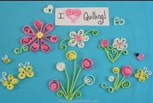 Quilling / by Lina Soler-Ballman