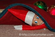 Elf On The Shelf Ideas / by Lauren Hebert