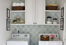 Laundry Room / by Deanna Kenisell