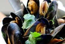 Food... Seafood / Seafood dishes. Healthy delicious seafood mains and starters.