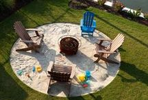 The Backyard / Let's make the Stonestead beautiful.