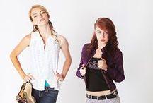 "Pyper America & Starlie Cheyenne by Sweet Memory Garden / MODELS: Pyper America Smith & Cheyenne ""Starlie"" Smith"