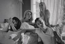 """The Atomics for Next Models Agency / MODELS: Cheyenne """"Starlie"""" Smith, Daisy Clementine Smith, Pyper America Smith & Lucky Blue Smith"""