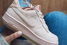 Nike Air Force 1 women / The best Nike Air Force One women sneakers curated by Girlsonmyfeet.