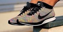 Nike Flyknit women / The best Nike Flyknit women sneakers curated by Girlsonmyfeet.