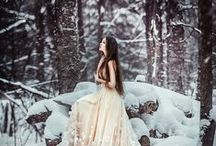 Winter wonderland / A place to collect all the fashion, decor, travel and best of living for the winter months.