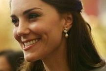 Kate, Duchess of Cambridge / I adore this woman. Kate fan since c. 2007.