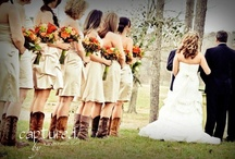 Country Wedding / by Jamie Tortorella