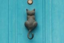 Door Knockers & Handles